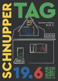 Eingang Musikschule MKS Schaffhausen